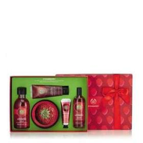 Strawberry Beauty Bag