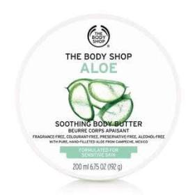 Vitamin E Nourishing Body Butter