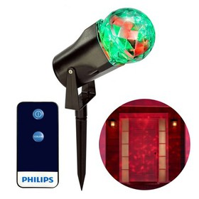 Philips Christmas Multicolored LED Motion Projecto