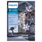 Philips Christmas LED Cool White Snowflake Project