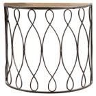Mia Medium Accent Table Wood - Christopher Knight
