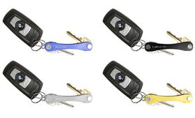SimpleKey Extended Compact Key Holder and Keychain