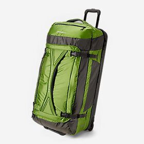 Expedition Drop Bottom Rolling Duffel - Extra Larg