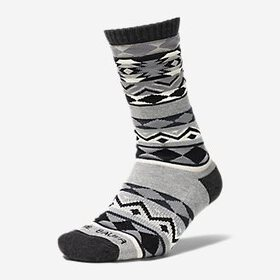 Women's Trail COOLMAX® Crew Socks - Patter