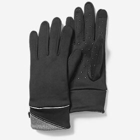 Women's Crossover Fleece Touchscreen Gloves