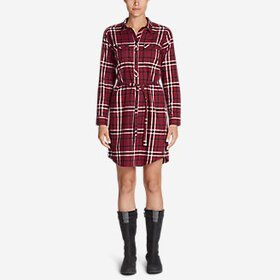 Women's Stine's Favorite Flannel Shirt Dre