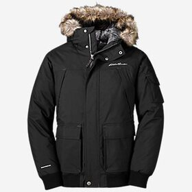 Men's Superior Down Bomber Jacket