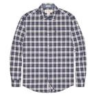 CLASSIC FIT MEDIUM SIZED PLAID SHIRT