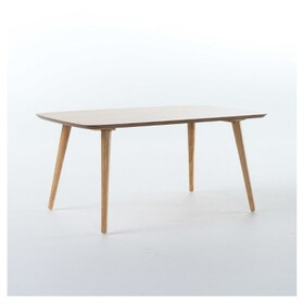Cilla Coffee Table - Natural - Christopher Knight