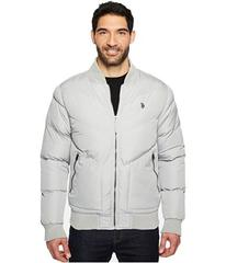 U.S. POLO ASSN. Quilted Recon Bomber Jacket