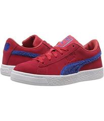 Puma Suede Classic Terry (Little Kid/Big Kid)