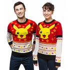 Pokémon Pikachu Holiday Sweater