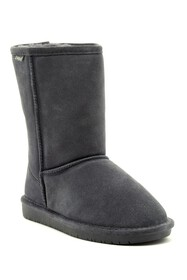 BEARPAW Emma Genuine Sheepskin Lined Short Boot