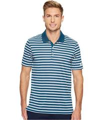 adidas Golf Club Merch Stripe Polo