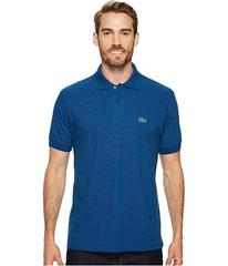Lacoste Short Sleeve Classic Fit Chine Pique Polo