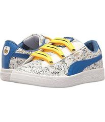 Puma Minions Basket V (Little Kid)