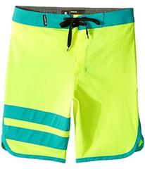 Hurley Kids Print Block Party Boardshorts (Big Kid