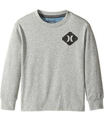 Hurley Kids Drop Shoulder Knit Top (Little Kids)