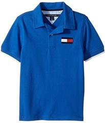 Tommy Hilfiger Jimmy Stretch Pique Polo (Toddler/L