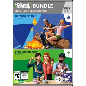 The Sims 4 Bundle: Outdoor Retreat and Cool Kitche