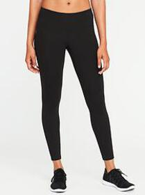Mid-Rise 7/8 Compression Leggings for Women