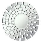 Wade Logan Pennsburg Round Accent Wall Mirror
