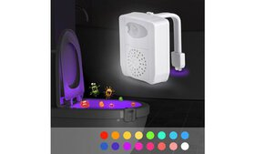 Motion-Activated UV Sterilizer and PVC Fragrance T