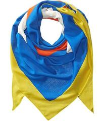 Fendi Jewel Eyes Scarf