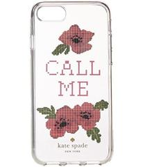 Kate Spade New York Needlepoint Call Me Phone Case