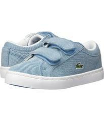 Lacoste Straightset Lace 217 2 (Toddler/Little Kid