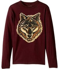 Stella McCartney Gene Wolf Printed T-Shirt (Toddle
