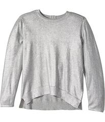 Stella McCartney Jewel High-Low Foil Sweater (Todd