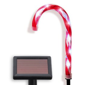 Philips® 6ct Christmas Solar Powered LED Cand
