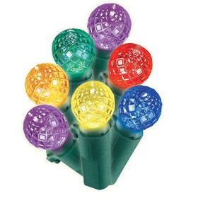 Philips® 200ct LED Faceted Sphere String Ligh