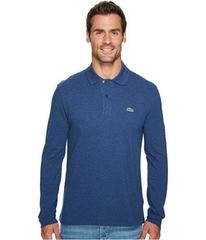 Lacoste Long Sleeve Classic Chine Pique Polo