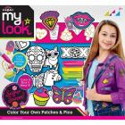 My Look Color Your Own Patches and Pins by Cra-Z-A