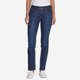 Women's Elysian Slim Straight High Rise Jeans