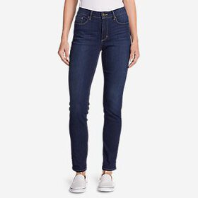 Women's StayShape® High-Rise Slim Straight