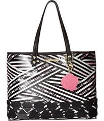 Betsey Johnson 2-in-1 East/West Tote