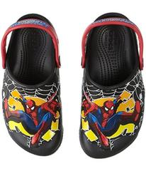 Crocs Kids CrocsFunLab Lights Spider-Man (Toddler/