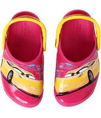 Crocs Kids CrocsFunLab Lights Cars 3 (Toddler/Litt
