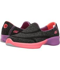 SKECHERS KIDS Go Walk 4 81145L (Little Kid/Big Kid