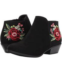 Sam Edelman Petty Bootie Embroidered (Little Kid/B
