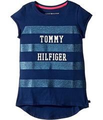 Tommy Hilfiger Kids Stripe Graphic (Big Kids)