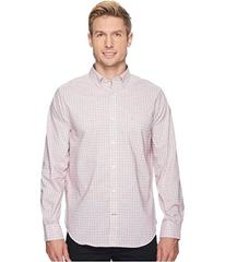 Nautica Long Sleeve Small Wear to Work Plaid Shirt