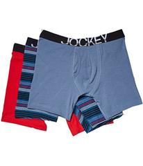 Jockey Cotton Stretch Low Rise Midway® Brief
