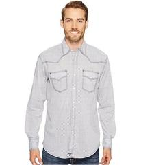 Wrangler 20X Competition Ac Shirt Snap Print