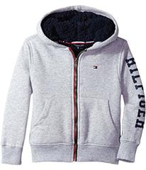 Tommy Hilfiger Sherpa Lining Full Zip Hoodie (Todd