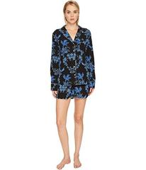Stella McCartney Poppy Snoozing Long PJ Shirt