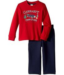 Carhartt Holiday Two-Piece Gift Set (Infant)